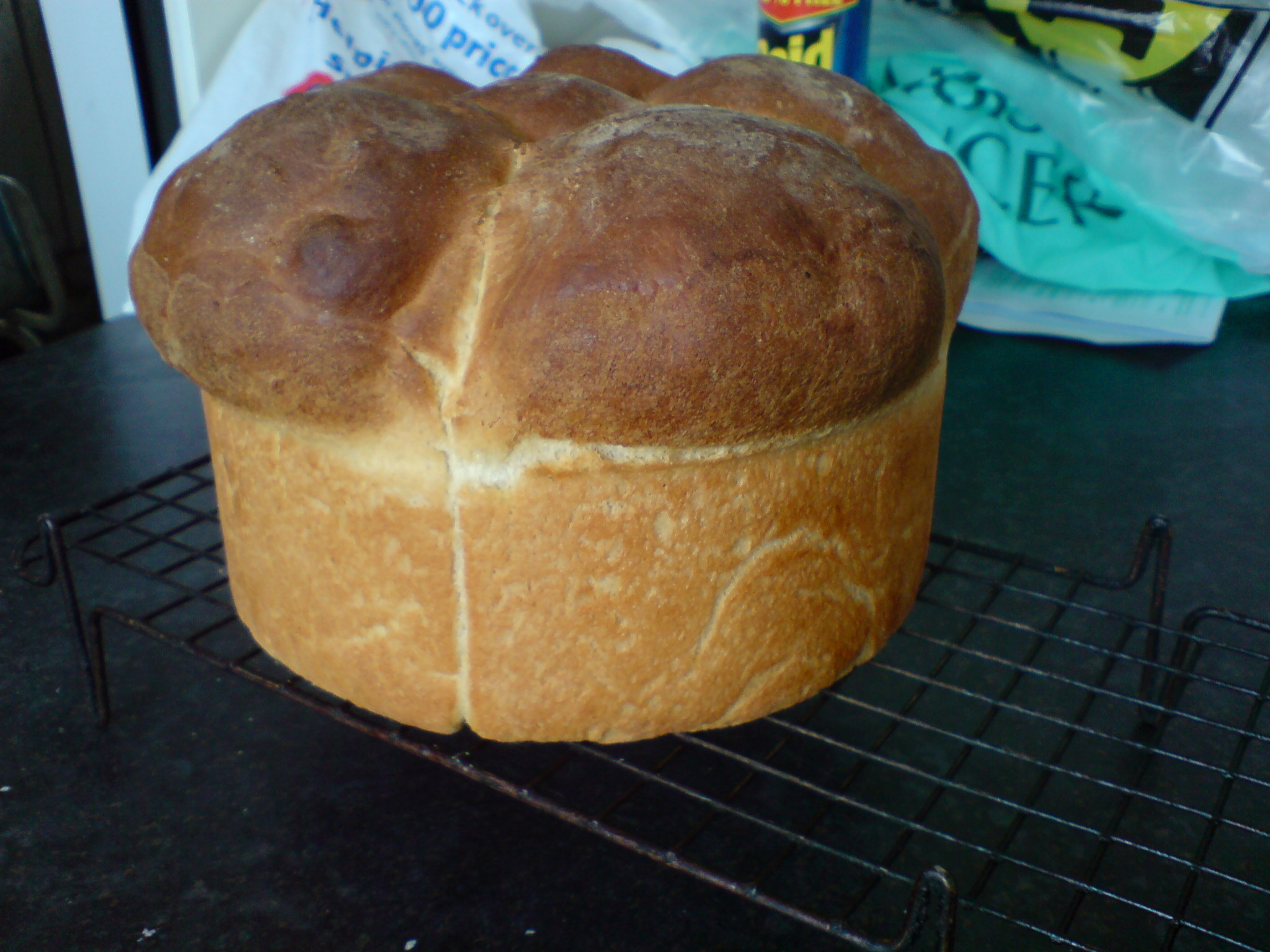 Chilli beer bread