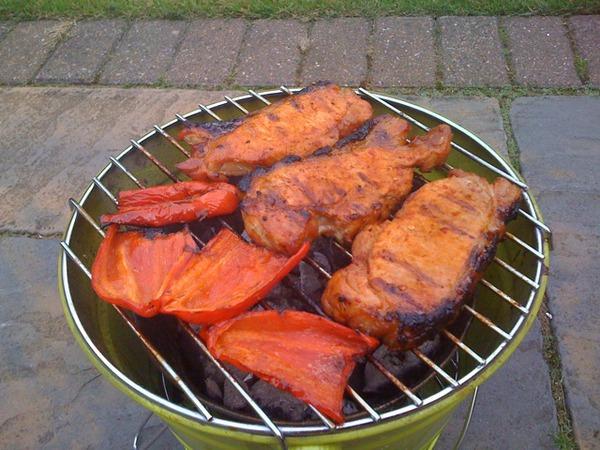 chilli pork pork