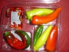 variety of chillis