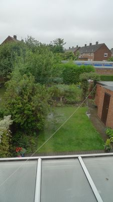 Flooding in our garden