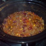 Chilli (Up North) Con Carne