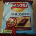 Chilli and Chocolate Crisps