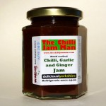 The Chilli Jam Man: Hot chilli, garlic and ginger jam