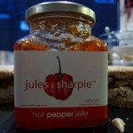 Jules & Sharpie Hot Pepper Jelly