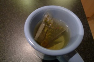 Mint and Chilli Tea