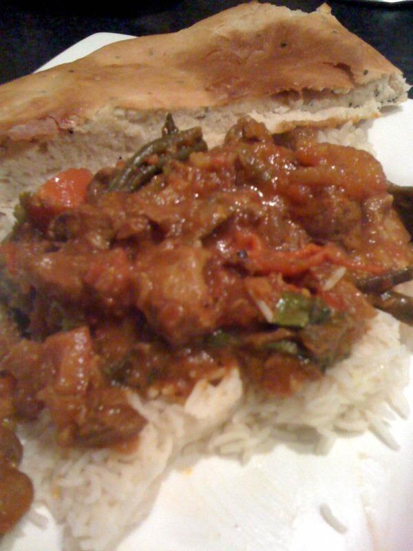 Lamb Curry Chilli Up North Blog