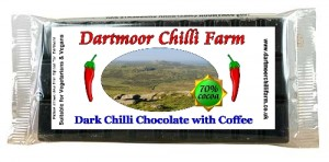 Chilli and Coffee Chocolate