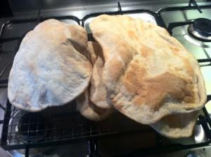 homemade flat bread recipe