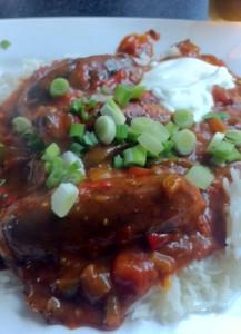 jamie oliver spicy sausage stew recipe