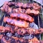 Spicy BBQ Style Gyros Recipe