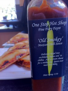 Old Smokey Mexican chilli sauce
