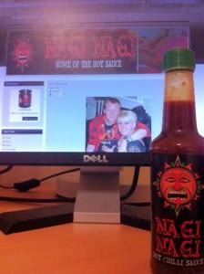 Nagi Nagi Hot Sauce