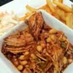 Slow cooked BBQ pulled pork recipe