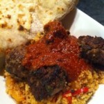 Spicy Meatballs and Cous Cous Recipe