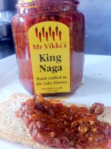Mr Vikkis King Naga Pickle