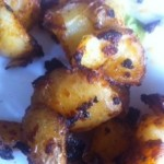 Harissa Potatoes Recipe