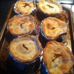 Hairy Dieters Meat and Potato Pies