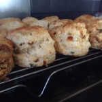 Cheese and Jalapeño Scone Recipe