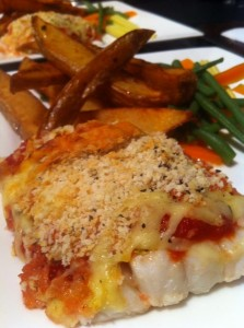 spicy- tomato cod recipe