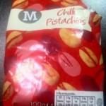 Morrisons Chilli Pistachios