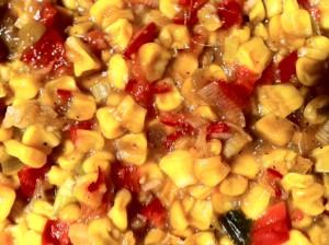 spicy sweetcorn chilli relish recipe
