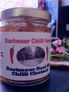 dartmoor chilli and real ale chutney