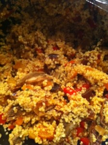 spicy cous cous recipe
