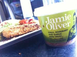 jamie oliver chilli rosemary garlic herb crust