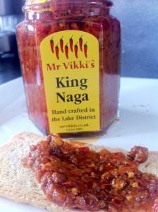 Mr Vikkis King Naga Pickle