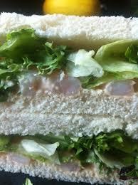 Chipotle Tabasco Prawn Sandwich