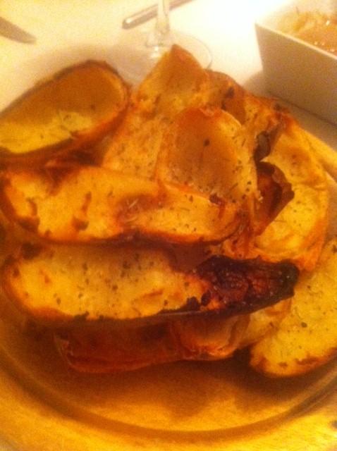 Crispy Chilli Potato Skins