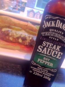 Jack Daniels Hot Pepper Steak Sauce