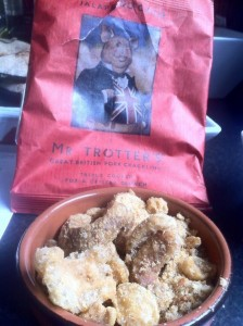 Mr Trotters Pork Crackling with Chilli